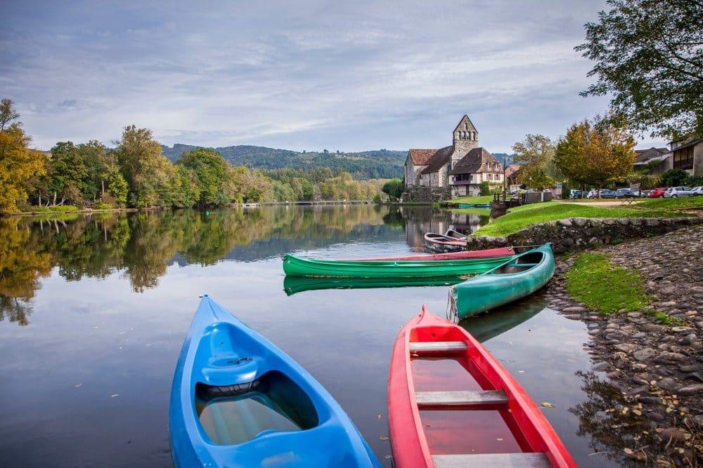 Où faire du canoë kayak en Aquitaine ?