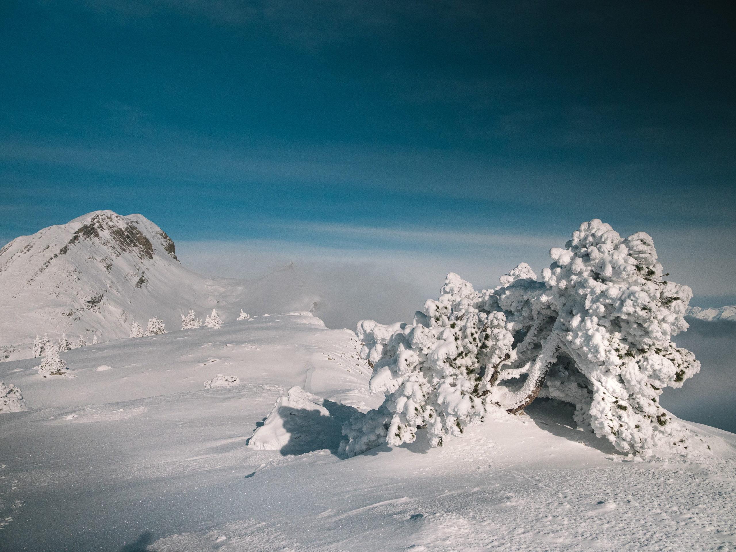 Comment s'habiller à la montagne en hiver ?